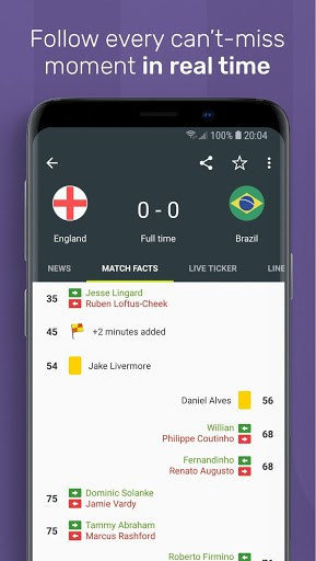 FotMob World Cup 2018 | APK Download for Android