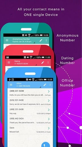 Fake Caller Id App + Anonymous Text | APK Download for Android