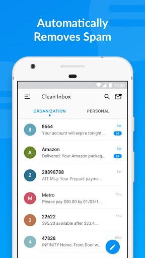 Clean inbox sms blocker apk