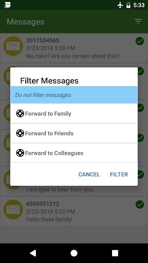SMS Forwarder | APK Download for Android