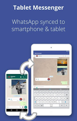 Tablet Messenger For Free | APK Download for Android