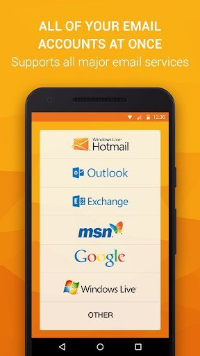 Universal Email App | APK Download for Android