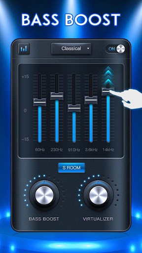 Android Equalizer