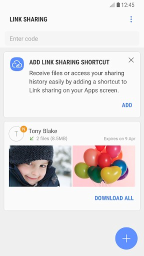 Samsung Link Sharing | APK Download for Android