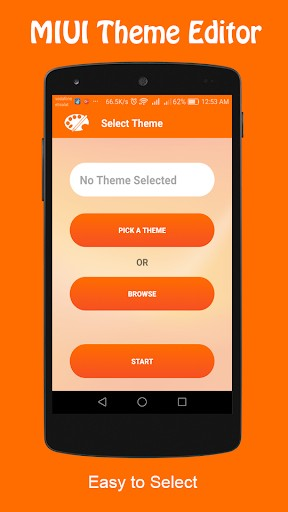 MI Theme Editor Free | APK Download for Android