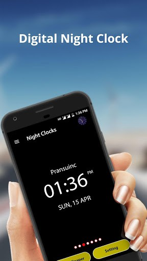 Night Clock APK for android | APK Download For Android
