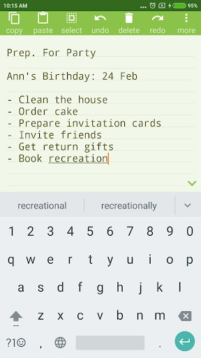 NOTEPAD Simple AdFree | APK Download for Android