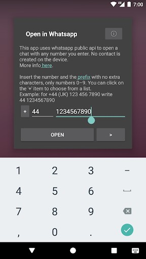 Click to chat Free Download | APK Download for Android