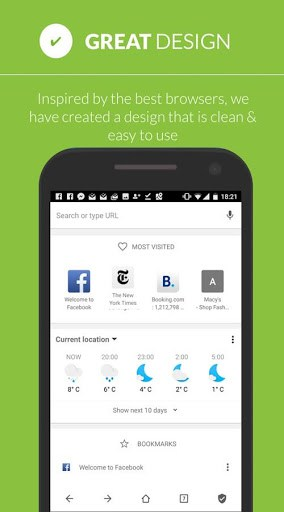Private browser apk   6 Best Android Private Browsing Apps