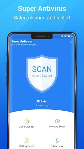 Super Antivirus - Virus & Junk Cleaner | APK Download for Android