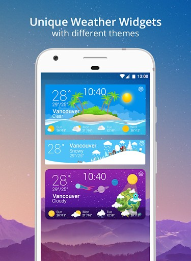 Weather Wiz: Weather Forecast & Widgets | APK Download for Android