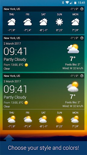 Download Weather XL PRO | APK Download for Android