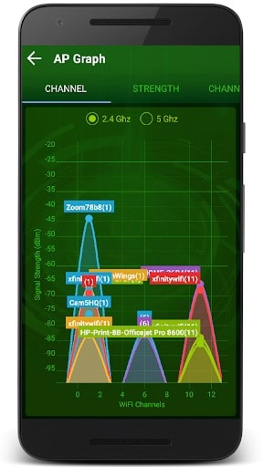 Wifi Analyzer Home Office Wifi Security Apk Download For Android