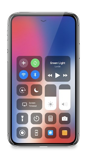 Control Center IOS 11 - Control Center   APK Download for Android