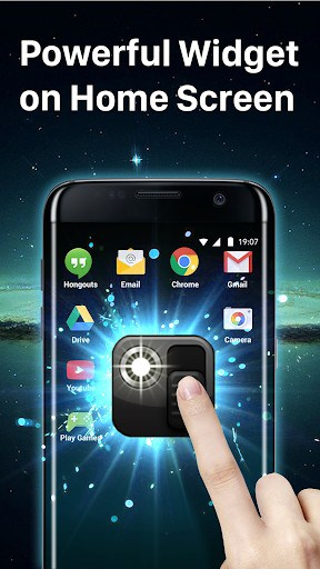 Super-Bright LED Flashlight   APK Download For Android