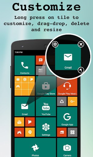 Win Launcher - metro look smart | APK Download for Android