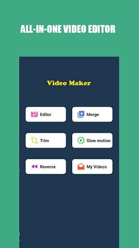 All-In-One Video Editor : Free Video Maker | APK Download for Android