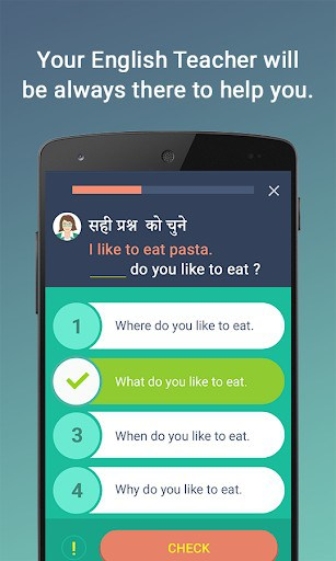 Learn English from Hindi   APK Download for Android