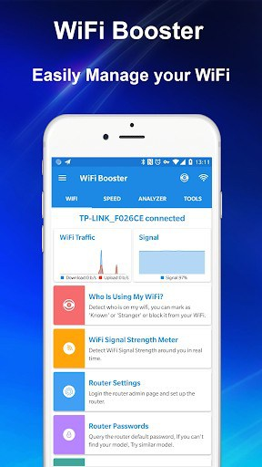 Download WiFi Booster for free | APK Download for Android