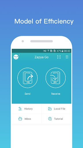 Zapya Go- Free File Transfer & Sharing | APK Download for Android