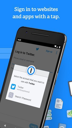Password Manager and Secure Wallet   APK Download for Android