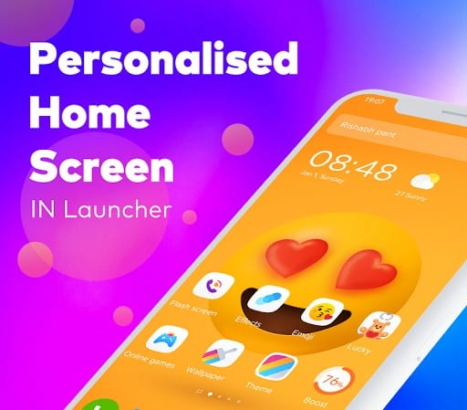 Download IN Launcher APK | APK Download for Android