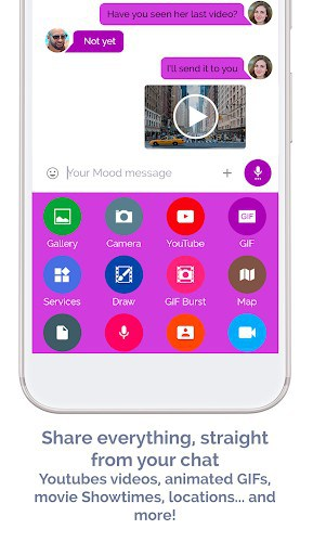 Download Mood Messenger - SMS & MMS | APK Download for Android