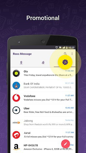 Reos SMS: Android messenger APK | APK Download for Android