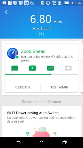 Speed Test - WiFi / Cellular speed test | APK Download for