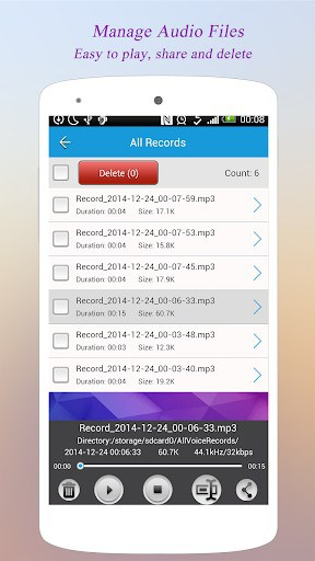 Super Voice Recorder | APK Download for Android