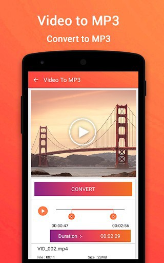 Video to MP3 - Trim & Convert APK | APK Download for Android