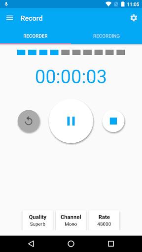 gom audio recorder
