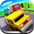 Download Blocky Highway: Traffic Racing APK For Android 2021
