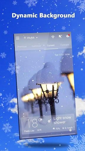 GO Weather - Widget, Theme, Wallpaper