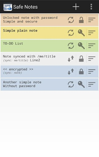 Safe Notes - Secure Ad-free notepad | APK Download for Android