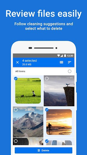 Files by Google: Clean up space on your phone | APK Download For Android