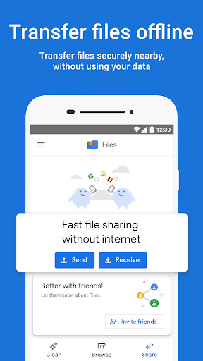 Files by Google: Clean up space on your phone | APK Download