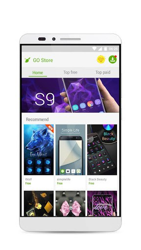 collection image wallpaper: Home Screen 3d Themes Wallpaper