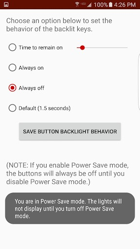 Galaxy Button Lights App | APK Download for Android