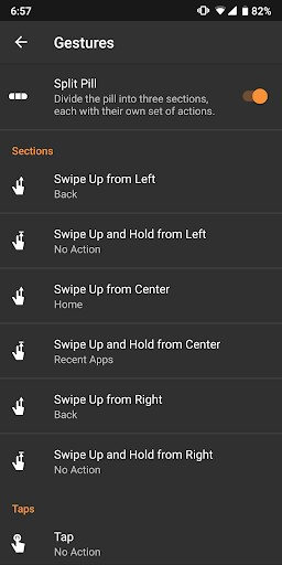 Navigation Gestures | Swipe Gesture Controls | APK Download for Android