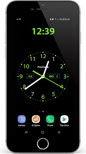Analog Clock - Clock Live Wallpaper | APK Download for Android