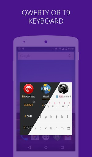 AppDialer Pro, instant app/contact search, T9 | APK Download for Android