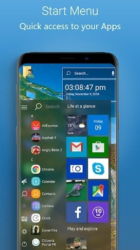 Computer Launcher Version 4 1 | APK Download for Android