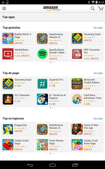 Android apps on Amazon Underground | APK Download for Android