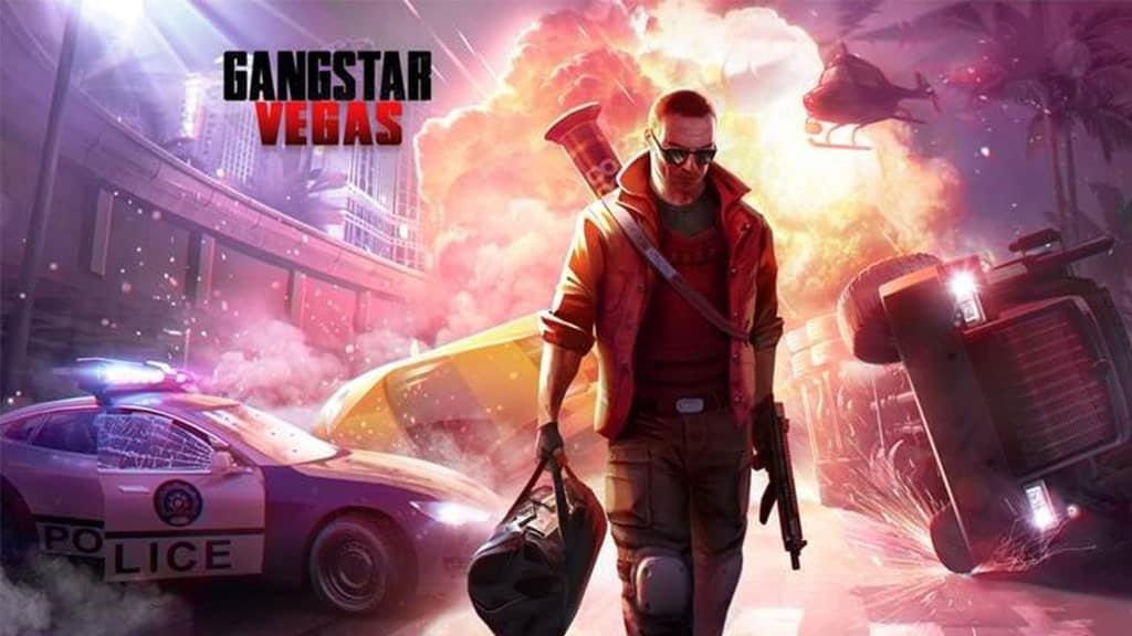 التطبيق Gangstar فيغاس