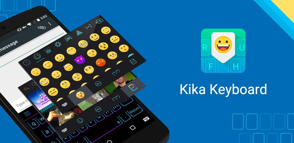 Kika emoji keyboard-blog