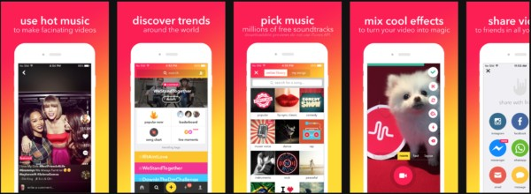 Musically-app-android