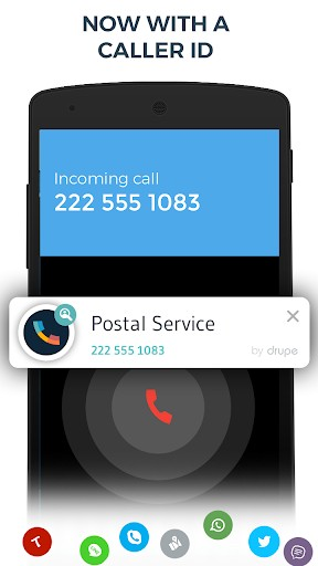 Contacts, Phone Dialer & Caller ID: drupe   APK Download for