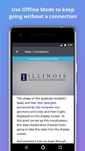 Coursera: Online courses for android   APK Download for Android