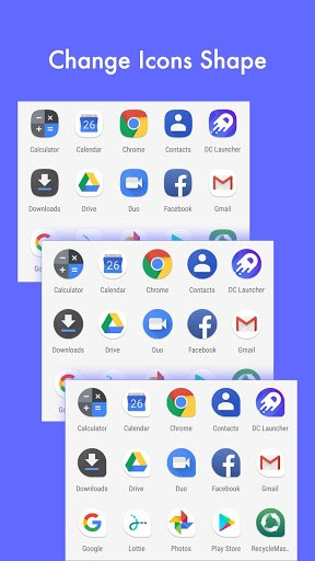 DC Launcher app for android | APK Download for Android